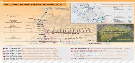 Extenderán el puente del camino a Punta Lara para duplicar nivel de escurrimiento del arroyo El Gato | La Plata: inundada e inundable | Scoop.it