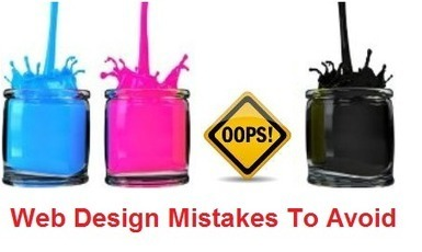 Tips To Avoid Your Web Design From Failure | Web Design & Development | Scoop.it