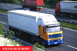 Truck stop: Driver shortages are complicating logistics   Global Logistics Trends and News   Scoop.it