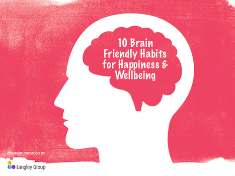 eBook: 10 brain friendly habits for happiness and wellbeing | Mind-Body Connection Weekly | Scoop.it