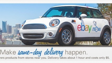 The Insane Logistics of 'eBay Now' | What's in an Omnichannel-Commerce everywhere | Scoop.it