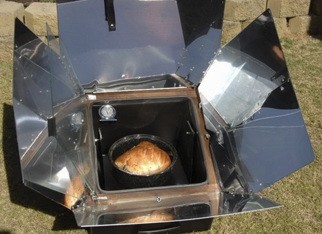 Solar Cookers: An Old Concept with Modern Innovations Make Cooking Greener | Solar Cooking Initiatives | Scoop.it