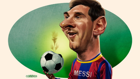 Lionel Messi: Simply the best | AC Affairs | Scoop.it