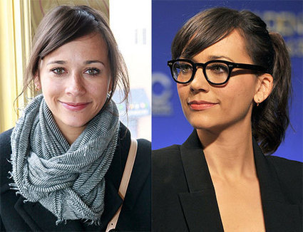 Flashback Thursday: Rashida Jones (African-American/Jewish) [American] | Mixed American Life | Scoop.it