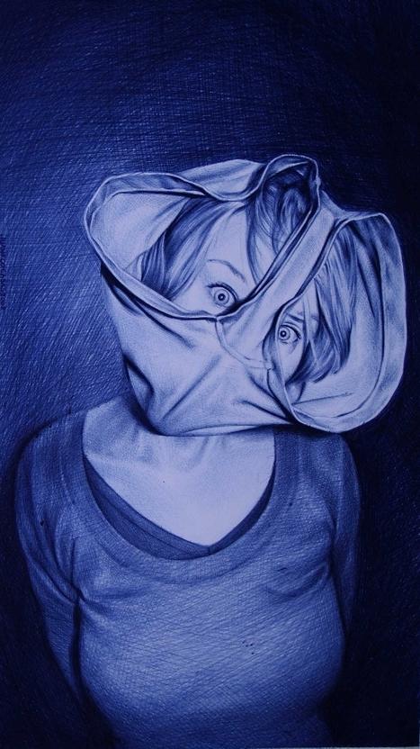 Juan Francisco Casas | Painter | Illustrator | Bic-master | les Artistes du Web | Scoop.it