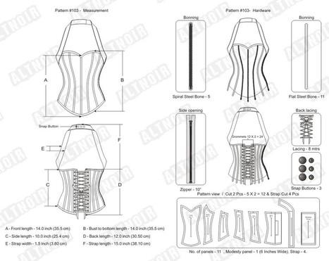 Wide range of overbust corsets | Corsets | Scoop.it