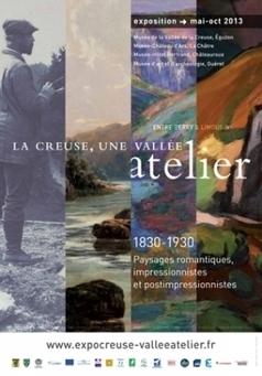La Creuse, la vallée-atelier de Monet à Haviland | CGMA Généalogie | Scoop.it