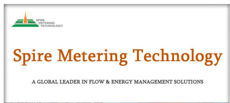 Providing Solutions for Measuring Liquid Flo | Spire Metering Technology | Scoop.it