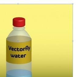 Cone creare una Bottiglia - parte II   Vectorfly   Tutorial Design   Scoop.it