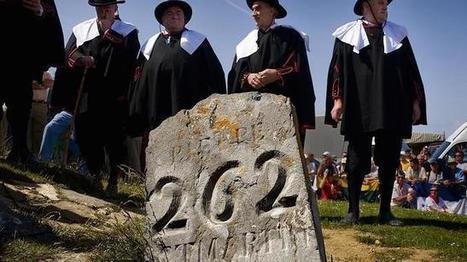 El tratado de paz con España que le ha costado a Francia 1.920 vacas en 640 años | La Historia de España | Scoop.it