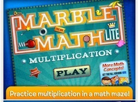 24 Good iPad Math Apps for Elementary Students ~ Educational Technology and Mobile Learning | Technology in the classroom | Scoop.it