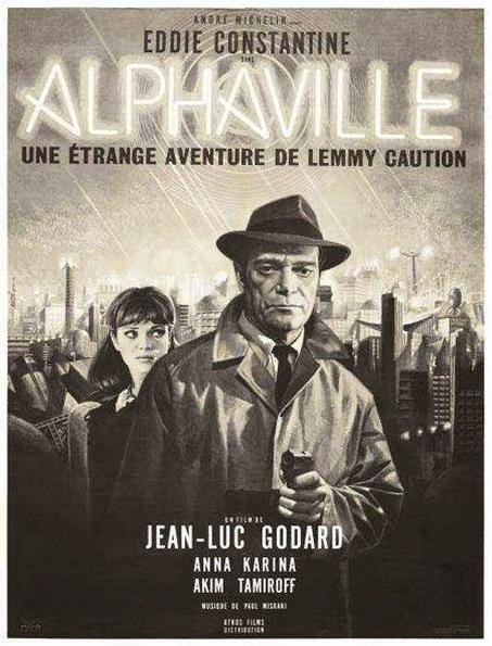 "Epistemology in Jean Luc Godard's ""Alphaville"" | Educationcing | Sara Adam | Scoop.it"