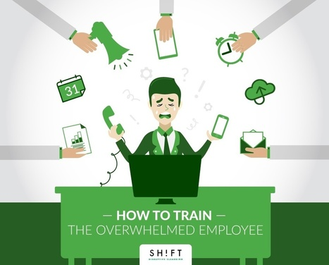 4 Ways to Train the Overwhelmed Employee | Zentrum für multimediales Lehren und Lernen (LLZ) | Scoop.it