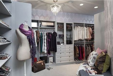 7 Essentials to Luxury Closets | Manual Stackers | Scoop.it