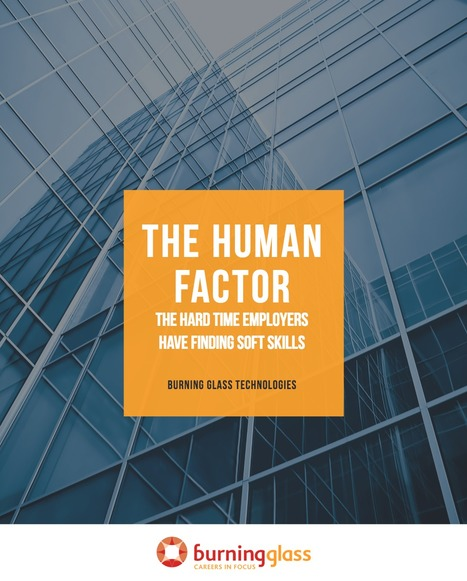 [PDF] The human factor: The hard time employers have finding soft skills | Edumorfosis.it | Scoop.it