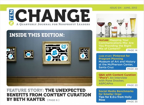 The Unanticipated Benefit of Content Curation | Social media enabling connected learning | Scoop.it