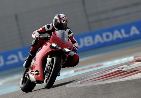 Ducati Panigale experience | Ducati news | Scoop.it