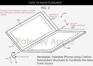 ¿Un iPhone plegable?   Propiedad intelectual e industrial-Jabetza intelektuala eta Jabetza industriala   Scoop.it