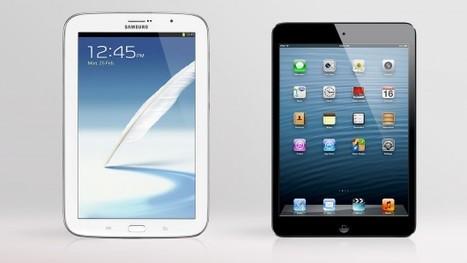 Samsung Galaxy Note 8 all'attacco dell'iPad | Il Testardo Blog | Scoop.it