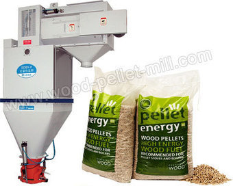 Automatic Wood Pellet Weighing & Packing System For Wood Pellet Plant | Pellet Making Machine Products | Scoop.it