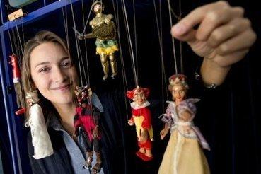 Marionnettes pour tous les goûts au théâtre de L'Illusion | Josée Lapointe | Théâtre | Autour de l'ED&N | Scoop.it