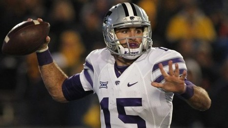 Report: Seahawks Invite QB Jake Waters For Workout | All Things Wildcats | Scoop.it
