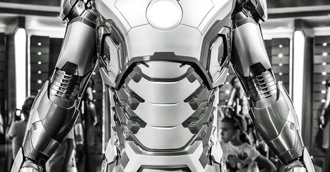The U.S. Army Is Building an 'Iron Man' Suit for Soldiers | Stark Industries | Scoop.it