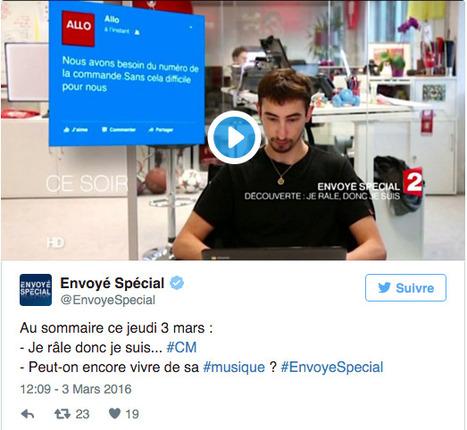 « Vous pourriez lancer un bad buzz face caméra ? » Sacrée France 2 | Social Media - Marketing - Communication | Scoop.it
