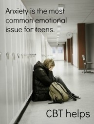 Anxiety In Teens Very Common|Effective Treatment In Northbrook | Therapy News | Scoop.it