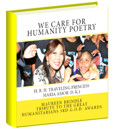We Care for Humanity Poetry Book Released at the United Nations | PR Arrow | Scoop.it