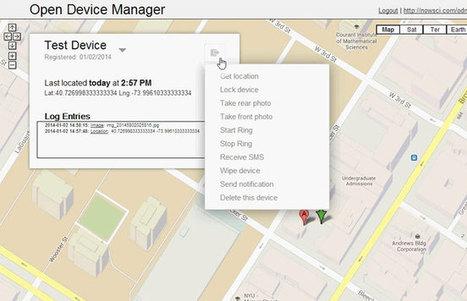 Controla a distancia tu dispositivo Android con Open Device Manager - Android Ayuda | Zonda | Scoop.it