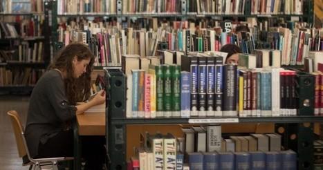 14 εξαιρετικές βιβλιοθήκες της Αθήνας | Addicted to languages | Scoop.it
