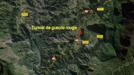 La route de Cilaos fermée | Habiter La Réunion | Scoop.it