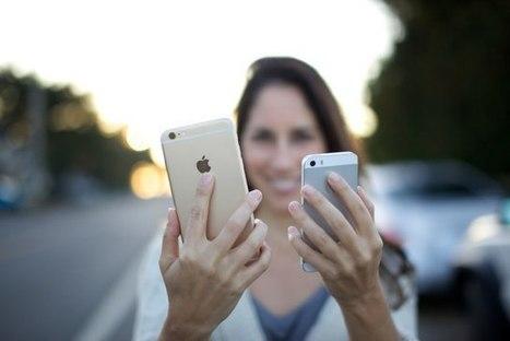 iPhone 6 Plus Review: How Big Is Too Big? | tech | Scoop.it