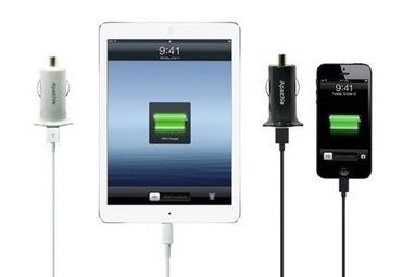 Biladapter med laddkabel till iPhone/iPad. Ord. pris 212 kr, betala 59 kr. | Folkbildning på nätet | Scoop.it