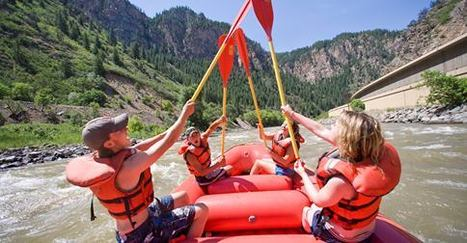 The Colorado Whitewater Rafting Season is Upon Us! | Colorado River Adventures - White Water Rafting | Scoop.it