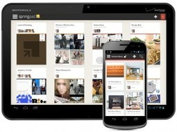 Android Apps for Collaboration - Instantelements   Collaboration in Online Courses   Scoop.it