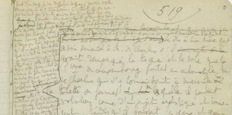 Quels brouillons, ce Proust ! | Les livres - actualités et critiques | Scoop.it