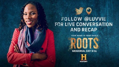 Tweet from @RootsSeries | Diverse Books and Media | Scoop.it