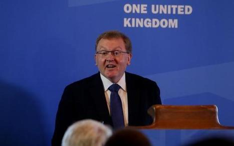 """Mundell accused of turning Scotland Office into """"marketing campaign for the Union"""" 