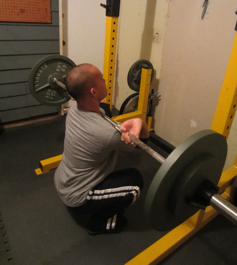 Get Your Butt Out of the Hole - How To Improve Your Squat | Fitness | Scoop.it