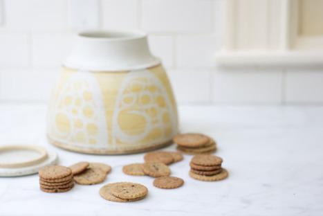 Whole Bean Vanilla Cookies | Vegetarianism | Scoop.it
