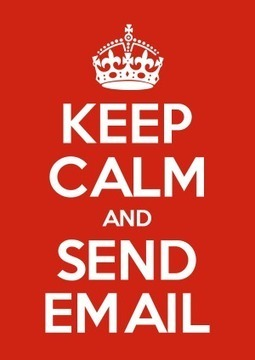 Keep Calm & Send Email: Industry Experts Offer ...