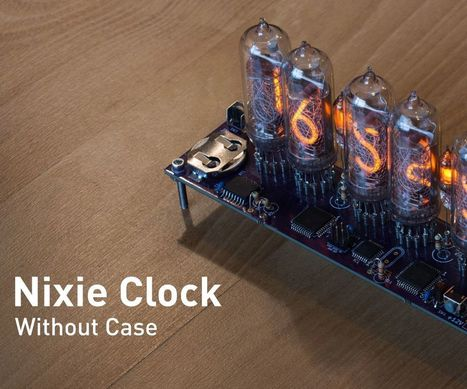 SMD Nixie Clock | Open Source Hardware News | Scoop.it