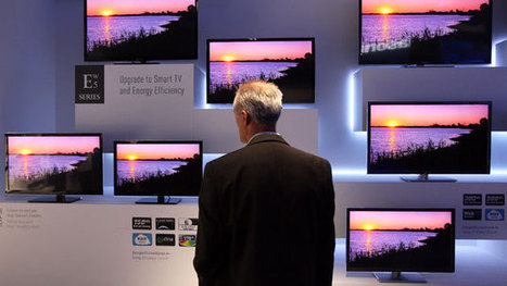Smart TV Sales Don't Mean Smart TV Use | Television | Scoop.it