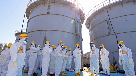 How the #Fukushima Disaster Crippled #Japan's #Climate Plans - Mother Jones | Messenger for mother Earth | Scoop.it