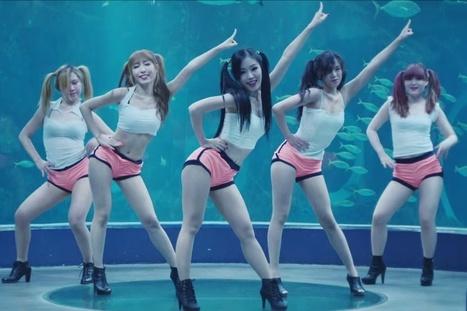 K-Pop Group Twerks to Save Classical Music | StringsAttachedBook.com | Scoop.it