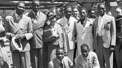 Black U.S. Olympians Won In Nazi Germany Only To Be Overlooked At Home | African American Women and Men | Scoop.it