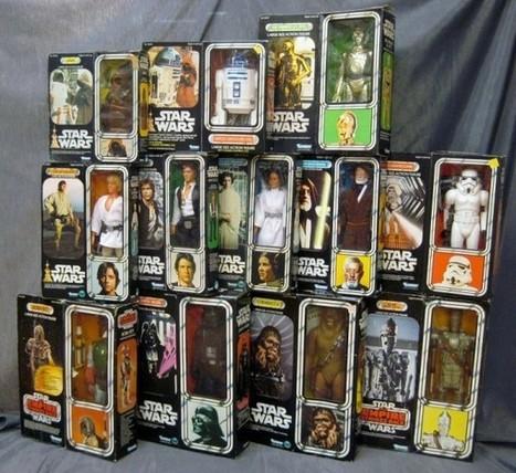 ToyzMag.com » Nos jouets vintages préférés (génération 60-80) en ... | Vente aux encheres mobilier  design et pop culture | Scoop.it
