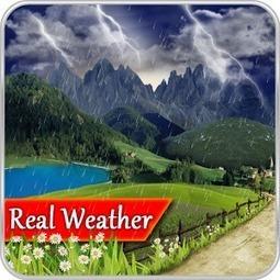 Mountain Weather LWP v4.2 - APK Pro World | APK Pro Apps | Scoop.it